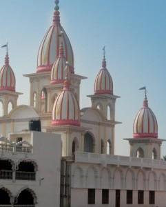 Templo em Navadvipa