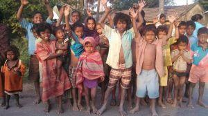 Crianças de Navadvipa, receptáculos da misericórdia do Senhor