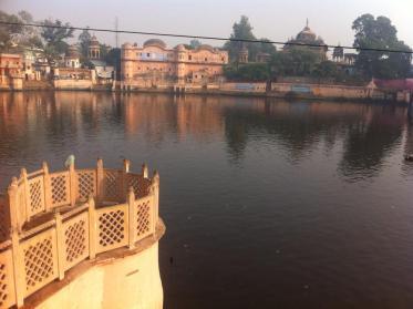 Darsan do mais lindo Manasi Ganga, em 23 de outubro de 2014