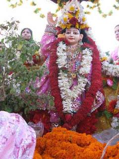 Sr Caitanya Mahaprabhu no parikrama