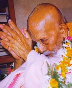 Srila Bhakti Pramoda Puri: doce humildade e afeição sem limites