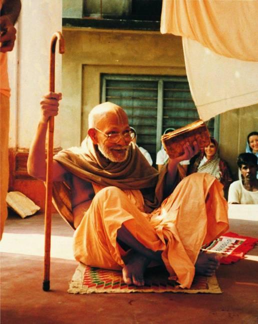 Sri Srimad Bhakti Pramoda Puri Gosvami Maharaja