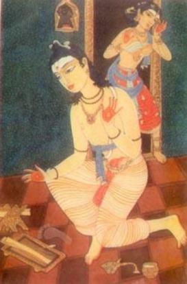 """Sri Jayadeva Gosvami era um maha-bhagavata (santo perfeito) muito elevado, e ele escreveu um livro chamado """"Gita Govinda"""", que significa """"As Glórias de Govinda."""""""