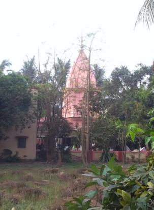 Darsan de Srivasa Angana, a casa de Srivasa, em 28.02.2015