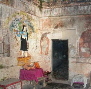 Templo de Sri Sarvabhauma Bhattacharya reconstituído.