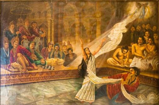 draupadi-krishna