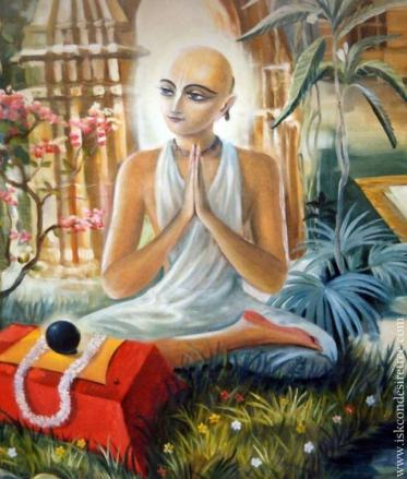 Srila Jiva Gosvami aprendeu todo esse tattva de Gopala Bhatta.