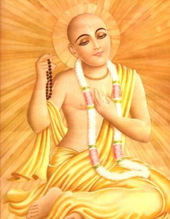 Estes estágios de amor são tão supremamente elevados, que o próprio Krsna não pode experimentá-los. Por essa razão, a fim de saboreá-los, Krisna aparece em Sri Navadvipa dhama, junto com Seus associados, na forma de Sri Caitanya Mahaprabhu.