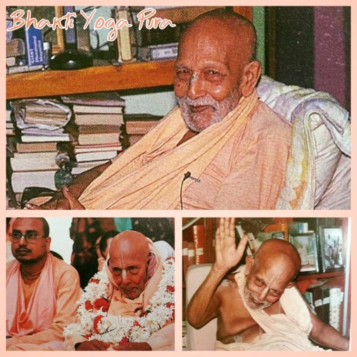 Bhakti Pramoda Puri