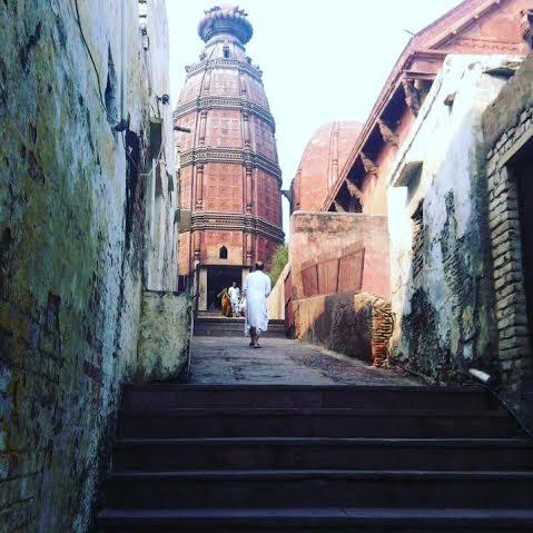 templo Madana Mohana