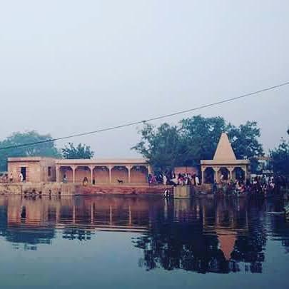 Madhuvana, 01 de novembro, Sri Vraja-mandala Parikrama 2015.