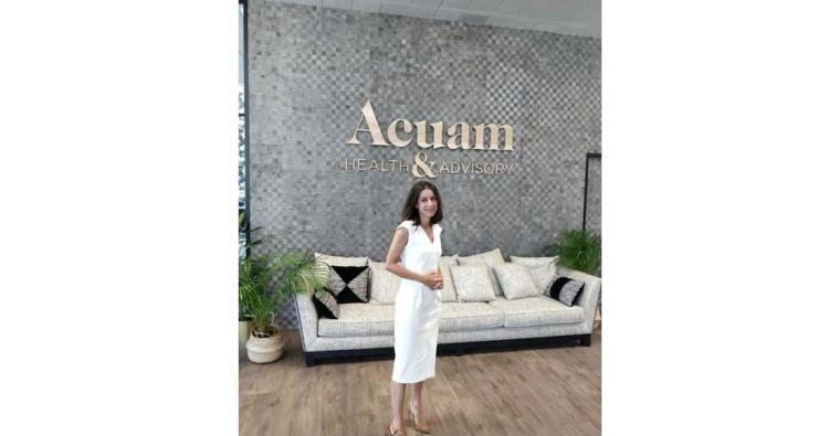 ALEJANDRA NUÑO, NUEVA MANAGING DIRECTOR DE LA CONSULTORA DE SALUD ACUAM HEALTHCARE