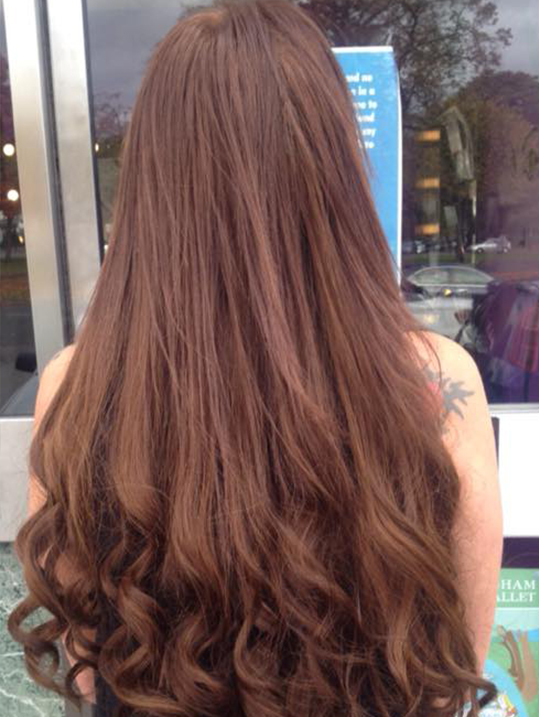 Portfolio Hair Extensions by Patricia
