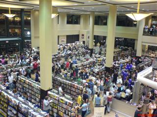 Barnes and Noble: Harry Potter launch party