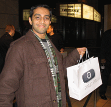 Got my OWN PSP on 24th March 2005 in NYC