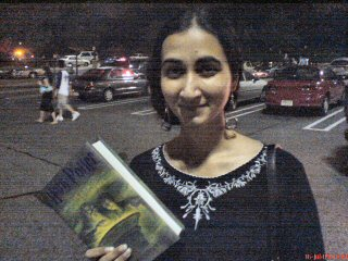 Finally: Surabhi with her new book