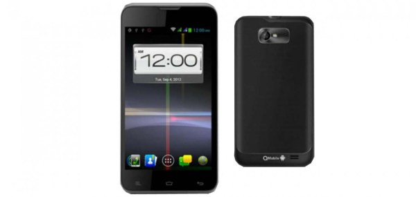 Q Mobile A8 Noir, mobiles, cell phone, mobile phone ...