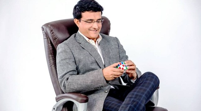 Saurav Ganguly takes over as the new BCCI President