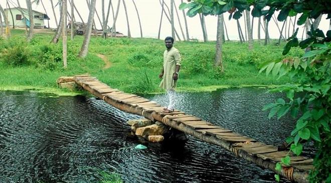 Poovangaparambu village in Kanyakmari Tamil nadu