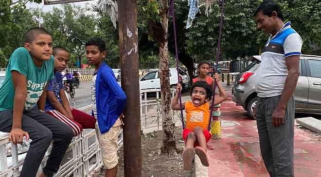 Children in Pandemic