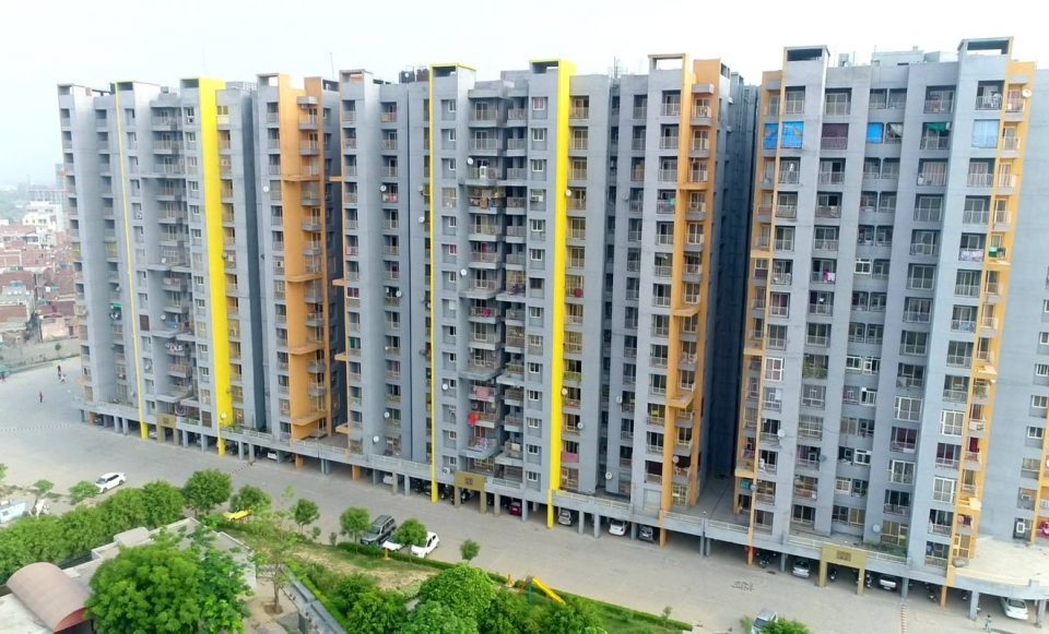 Bharatcity apartments