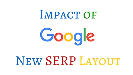 Google's New Paid Search Ad Layout & It's Impact on Organic Search