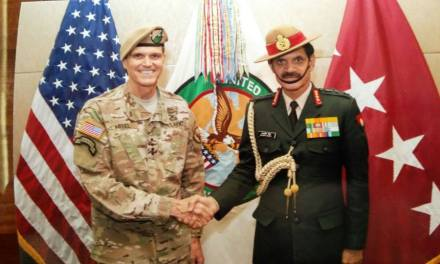 COAS VISIT TO THE USA