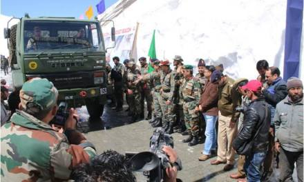 Zojila Pass Opens to Traffic #IndianArmy  #J&K