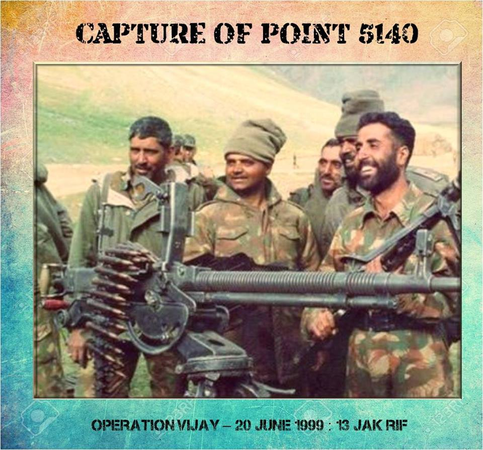 Capture of Point 5140