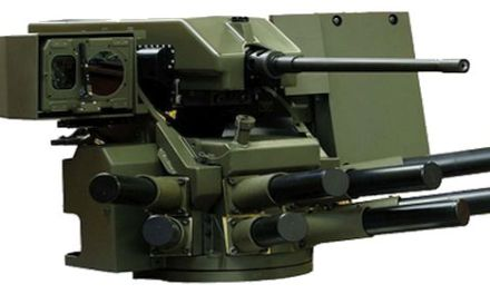 India Finalizing Naval Guns Deal With Israel's Elbit Systems