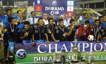 128th Edition of Durand Football Tournament ended