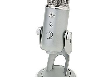 Blue Microphones Yeti Usb Microphone Silver EditionReview