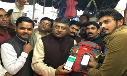 """Digital economy is honest governance"" : Ravi Shankar Prasad"