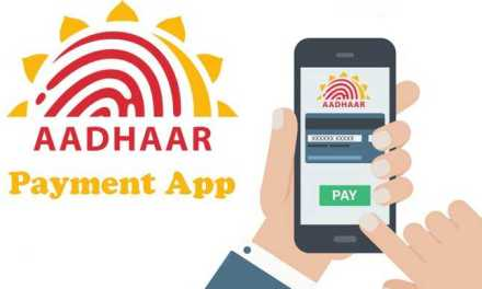 Aadhar Pay Fingerprint Money Transactions : Aadhaar Payment App