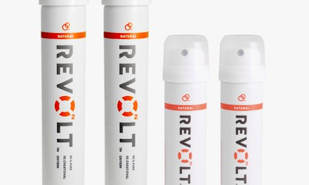 Revolt Oxygen Ensures You Breath Fresh Air, Everywhere