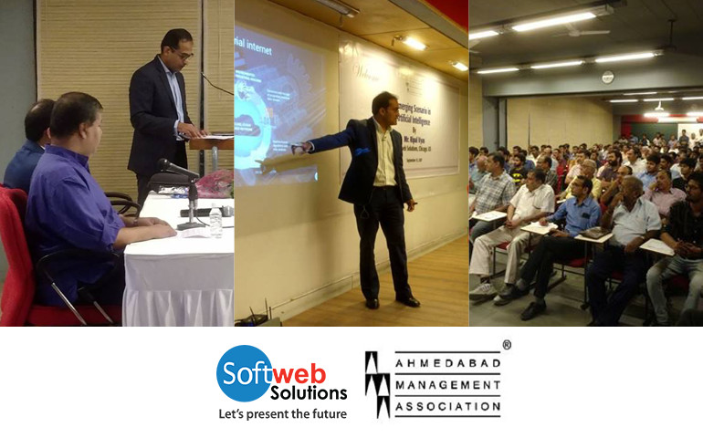 merging scenarios in Artificial Intelligence – Softweb brings AI to the forefront in Ahmedabad