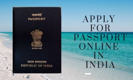 How to Apply for Passport Online in India | Online Passport Apply