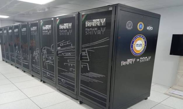 Supercomputer Param Shivay Inaugurated By PM Modi At BHU #MakeInIndia