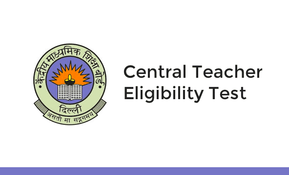 CTET Recruitment Notification 2019