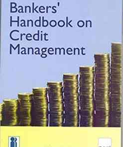 Taxmann's Bankers' Handbook on Credit Management By IIBF