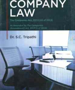 Company Law by S. C. Tripathi 2nd Edition 2019