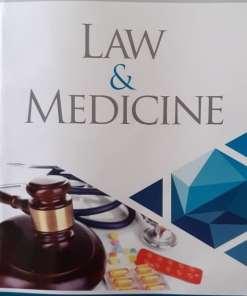 CLP's Law & Medicine by Nandita Adhikari Fourth Edition Reprint 2019
