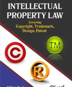 Bharat's Intellectual Property Law by Dr. Aditya Soni 2nd Edition 2019