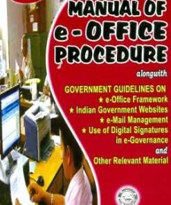 Nabhi's Compilation of Manual of e-office procedure