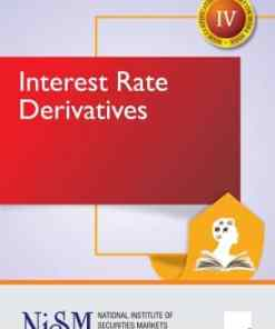 Taxmann's Interest Rate Derivatives by NISM - Edition January 2021