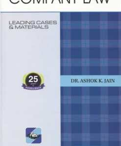 Ascent's Company law by Dr. Ashok Kumar Jain