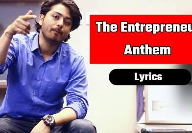 Abby Viral Rap Lyrics : The Entrepreneur Anthem ( Motivational Hindi Rap )