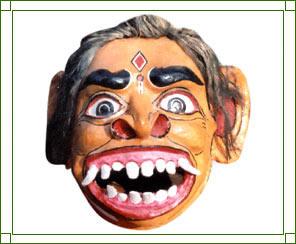 Assamese Masks
