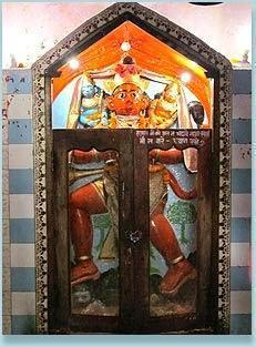 Hanuman Mandir, Pahari Mandir, Ranchi