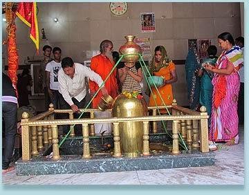 Mahakal Mandir, Pahari Mandir, Ranchi